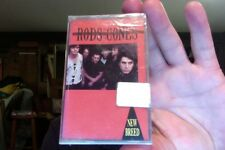 Rods & Cones- New Breed- new/sealed cassette tape- rare?