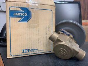JABSCO Part # 18825-0010  Engine Cooling Pump