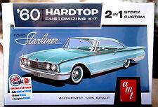1960 Ford Starliner Hardtop 2´n1, 1:25, AMT 1055