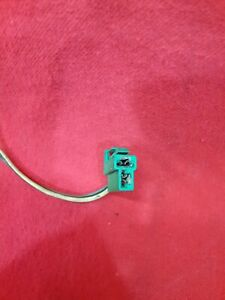 Subaru Outback Legacy Washer Fluid Pump Pigtail Connector Wire Green