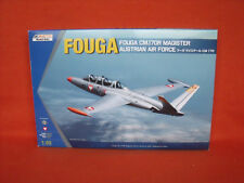 Kinetic ® K48059 Fouga CM.170R Magister Austrian Airforce 1:48