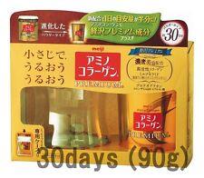 Meiji PREMIUM Amino Collagen powder, 30days (90g) gold Starter kit, 2016 New!