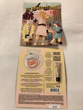 Benefit - 2 x THE POREFESSIONAL PEARL PRIMER - 0.3ml Bubble Samples