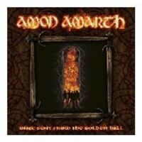 AMON AMARTH - ONCE SENT FROM THE GOLDEN HALL-REMASTERED  CD 9 TRACKS METAL  NEW+