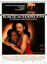 Affiche -  RAGE IN HARLEM - 40x55cm
