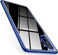 Handy Hülle Case für Samsung S10e S10 Note 10 Plus Silikon Schuzthülle Cover