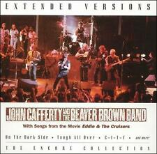 FREE US SHIP. on ANY 2 CDs! NEW CD John Cafferty & Beaver Brown Ban: Extended Ve