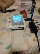 NEW Sony Picture Station DPP-FP70 Dye Sublimation A6 Size Photo Compact Printer