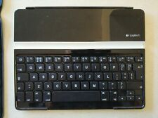 Logitech Ultrathin Keyboard para iPad 2/3/4 en Negro