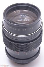 PENTACON 135MM 2.8 PORTRAIT LENS M42 MOUNT *15 BLADES* 'MEYER ORESTOR'