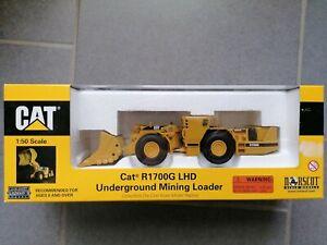 CAT R 1700 G LHD UNDERGROUND MINING LOADER 55140