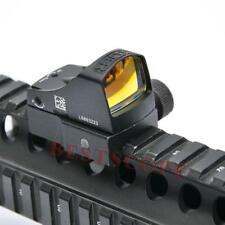 Docter 3 Clone Reflex Holographic Red Dot Sight Auto Brightness Picatinny Mount