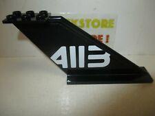 Lego - 1x Tail 12x2x5 'A113' Pattern Set 8638 - 87614pb001