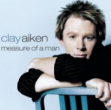 Measure of a Man by Clay Aiken Cd