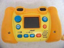 Vtech Kidizoom Camera Orange Free Shipping