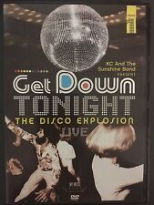 KC and the Sunshine Band Present: Get Down Tonight The Disco Explosion Live DVD