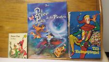 Peter Pan v Fox, Peter Pan v Walt Disny und Geschichten von Till Eulenspiegel