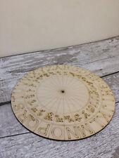 Theban Alphabet Cipher Disk Witches Alphabet Cipher Wheel Ring Decoder