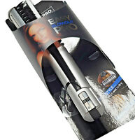 Conair Infiniti Pro Easy Blowout Brush Hair Straightening Brush 9 inch Porcupine