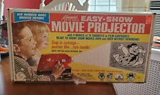 Vintage Easy Show Movie Projector - Flintstones KENNER 1968 mighty mightor Yogi