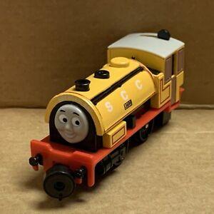 BILL- Bandai TECS Thomas Engine Collection Series ERTL Gold Rail Diecast Used