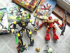 Lego 44022 Hero Factory & 70787 Bionicle (Free Shipping)