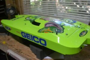 used rc boat  pro boat