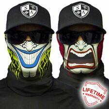 SA COMPANY Two-Sided Face Shield Schal Maske Bandana Halstuch Joker BLITZVERSAND
