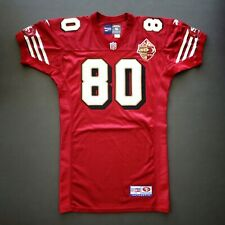 100% Authentic Jerry Rice Reebok 1996 49ers Pro Cut Jersey Size 46 Mens