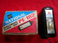 NATIONAL ELECTRONIC FLASH UNIT PE 182 REF20123