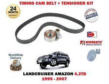 FOR TOYOTA LANDCRUISER 4.2TD + AMAZON 1995-2007 TIMING CAM BELT TENSIONER KIT