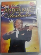 ANDRE RIEU Live in Australia DVD new & sealed