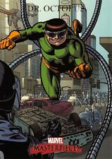 DOCTOR OCTOPUS / 2007 Marvel Masterpieces BASE Trading Card #24