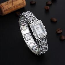 Fashion Stainless Steel Bracelet Quartz Women's Watches Analog Wrist Watch New