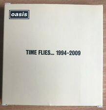 USED Oasis Time Flies Exclusive 26 Postcard Set PLEASE READ DESCRIPTION RKIDPC6S