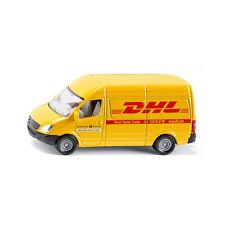 "Siku 1085 MB Sprinter "" DHL "" Giallo - NUOVI MODELLINO AUTO NUOVO! °"