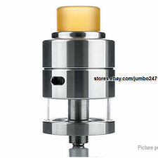 Authentic Cthulhu Mods Gaia RDTA Rebuildable Dripping Tank 2ml (Silver).