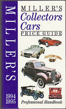 MILLER'S PRICE GUIDE : COLLECTORS CARS  1994 - 1995  car valuation guide