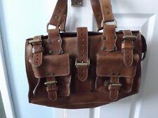 Vintage Mulberry Roxanne Handbag Oak/Tan Leather