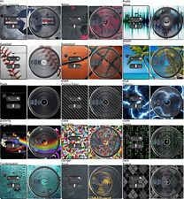 Any 1 Vinyl Decal/Skin Design for DJ Hero Controller - Wii - Free US Shipping!
