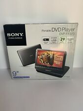 Sony DVP-FX970 Portable DVD Player with accessories