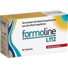 FORMOLINE L112 ABNEHMEN DIÄT 80ST 1366335