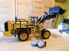 LEGO Technic 42030 : Großer Volvo Radlader mit RC Fernbedienung