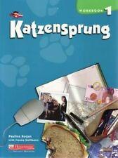 NEW Katzensprung 1 Workbook By Pauline Rogan Paperback Free Shipping