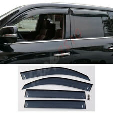 Upgrade Your Auto 6Pc Chrome Pillar Post Covers for 08-13 Lexus Lx-570
