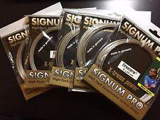 Signum Pro Firestorm 1.25mm - Co-Poly Tennis String (5 Packs)