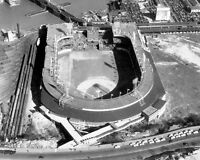 New York Giants POLO GROUNDS Glossy 8x10 Photo Baseball Print Field Poster