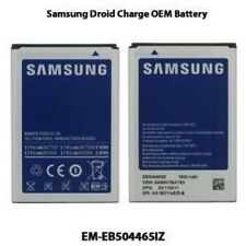 OEM Samsung Battery for DROID CHARGE i510 * EB504465IZ * Li-ion 1600mAh NEW