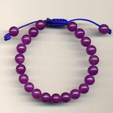 Pulsera Ágata Púrpura Stone PULSERAS PULSERA 132