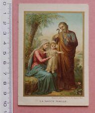 image pieuse religieuse la Sainte Famille